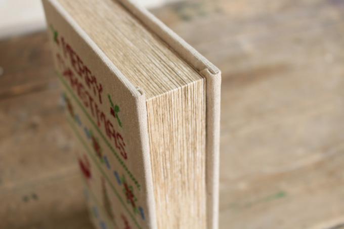 クリスマスディスプレイに使えるブックボックス