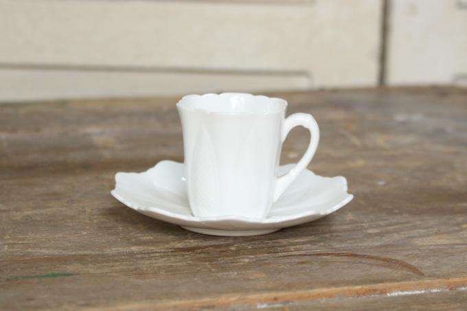 パラゴンカップ&ソーサー
