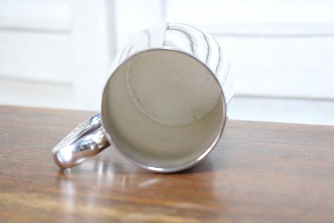 シルバープレート製カップ