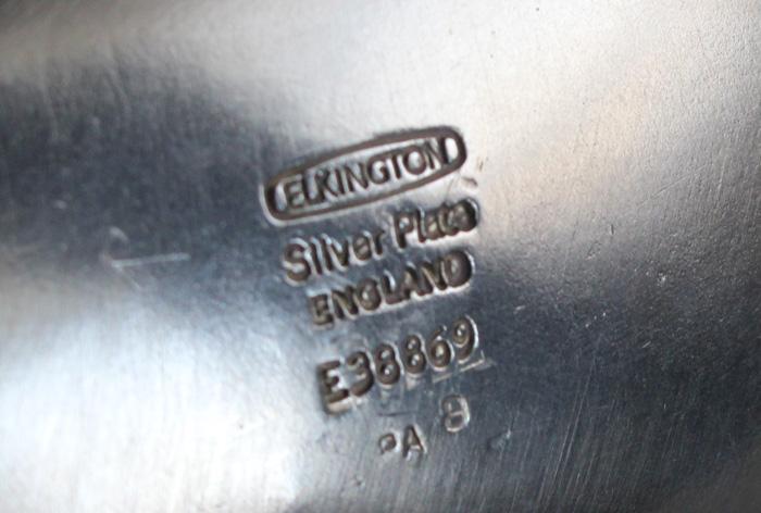 Elkington社のホールマーク