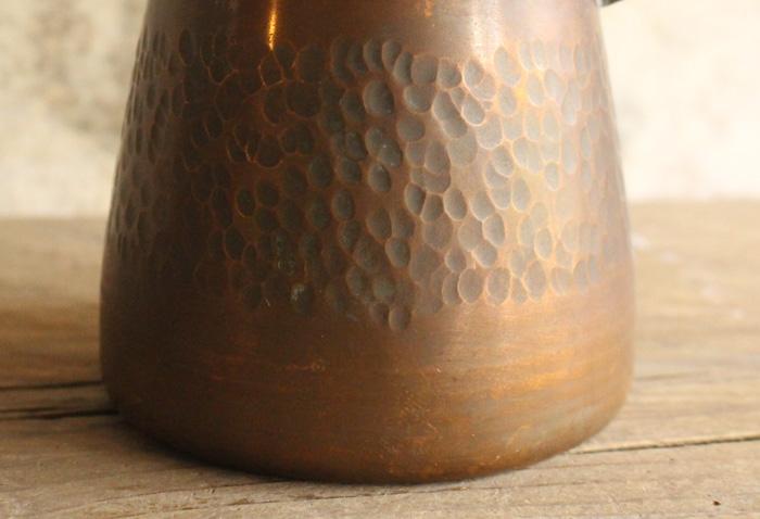 銅製の片手鍋