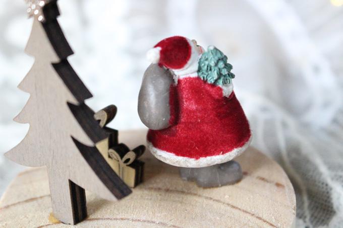 個性のあるクリスマスツリーオーナメント