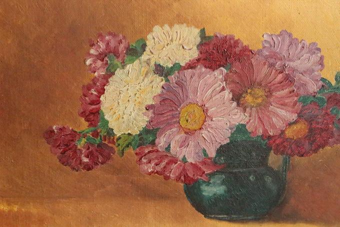 牡丹の花のピクチャー