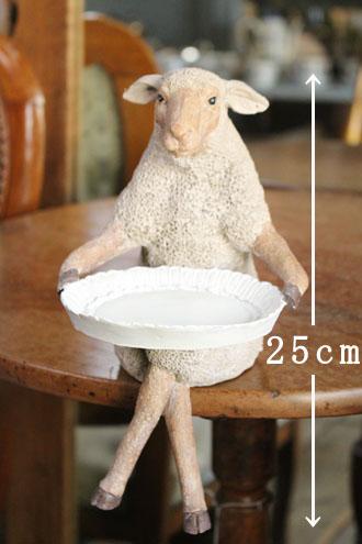 羊オブジェ