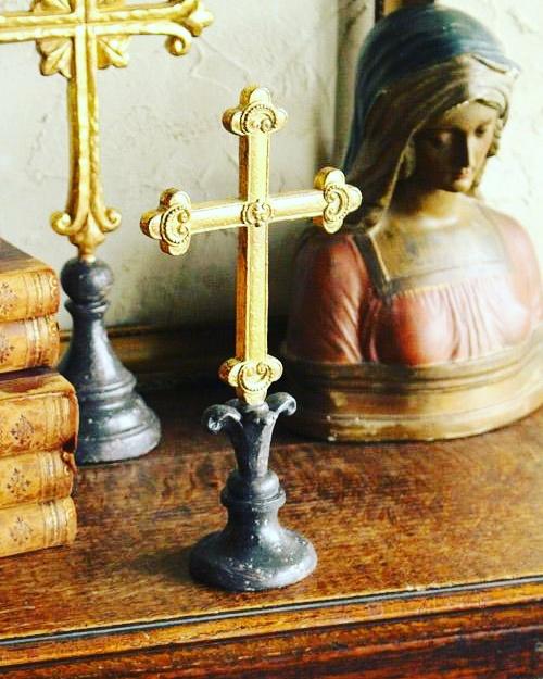 十字架オブジェ