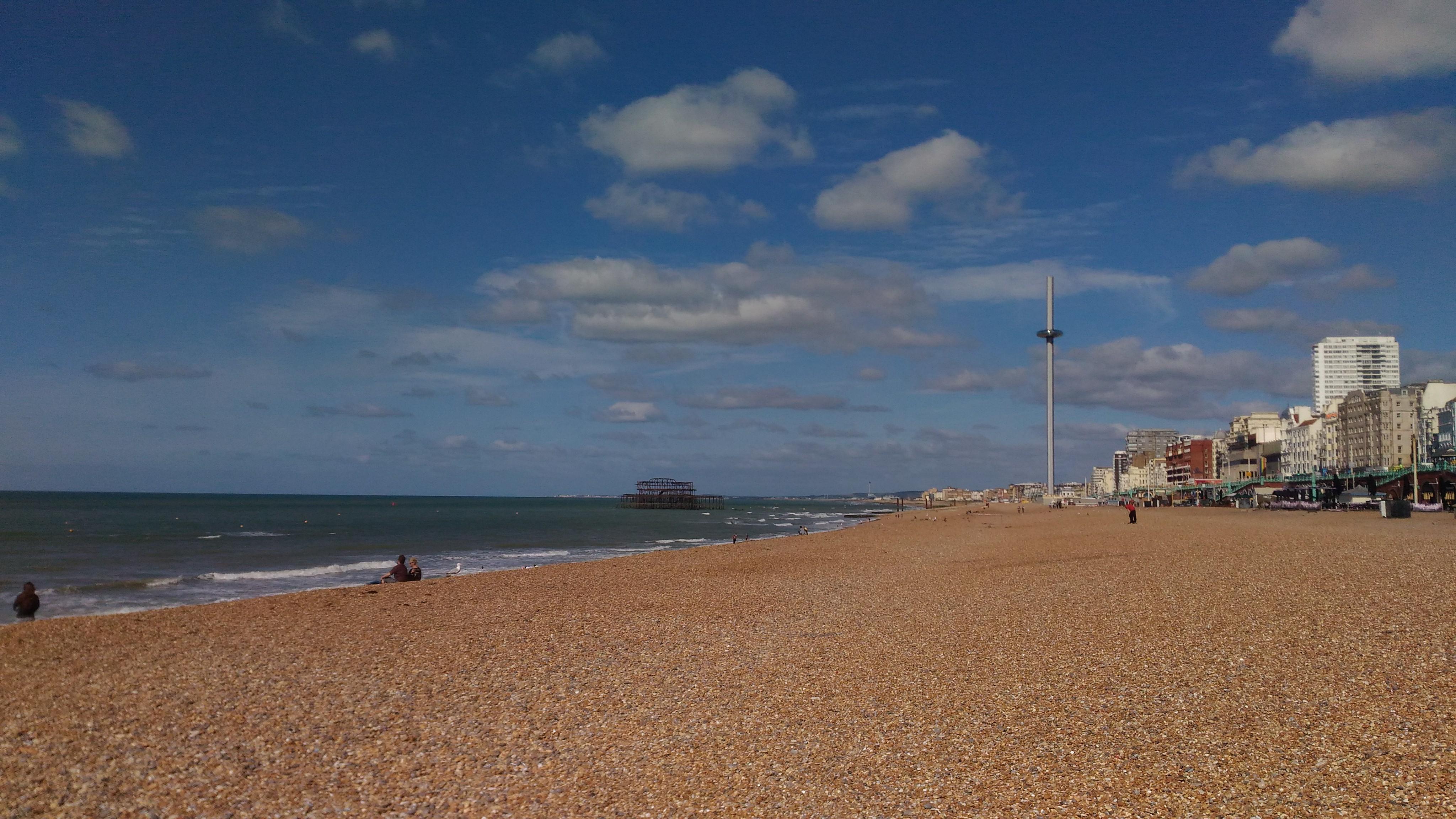 イギリスの西海岸