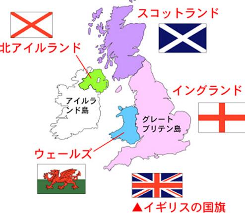 イギリスの国