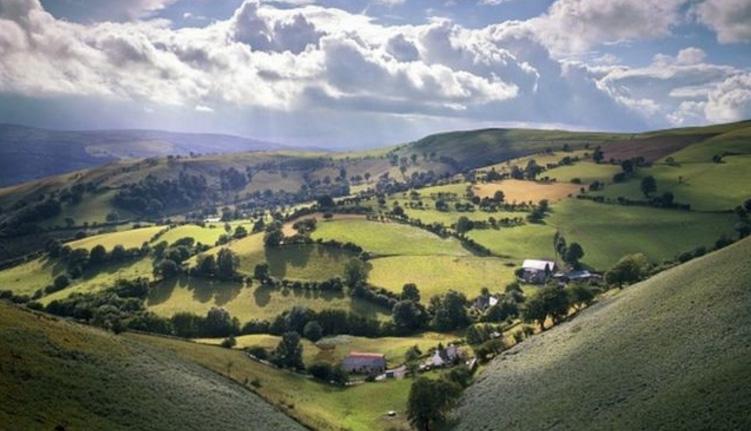 イギリスの景色