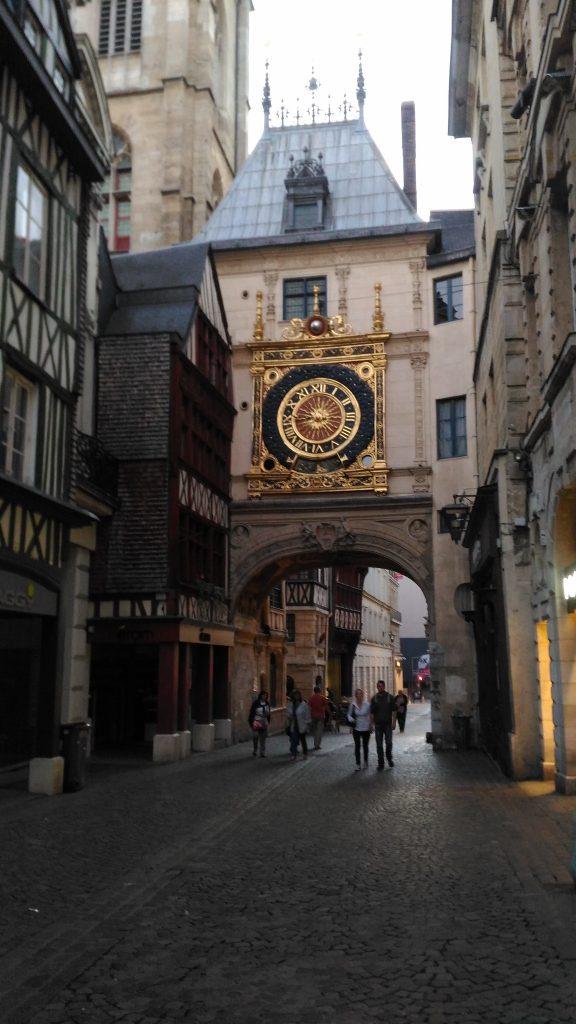 ルーアン時計