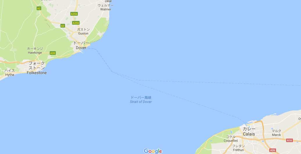 ドーバー海峡